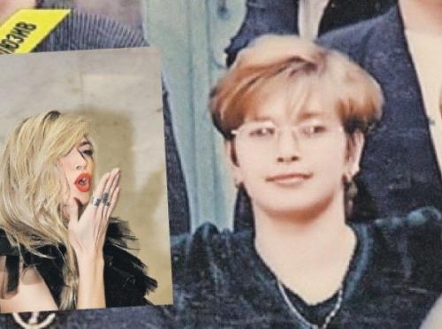 Вера Брежнева в школе носила короткую прическу и очки