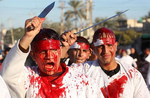 В мусульманском мире отрепетировали конец света - Фото ...
