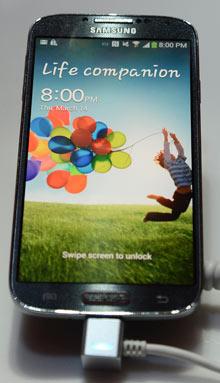 Sim Free Galaxy S4