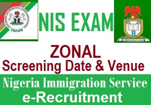 NIS Screening Date and Examination Date & Venue