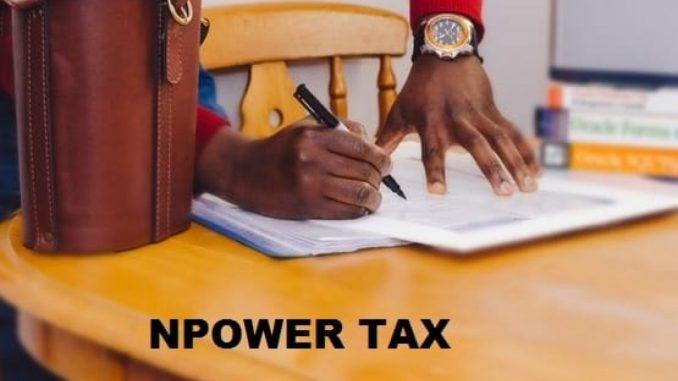 Npower Tax Recruitment