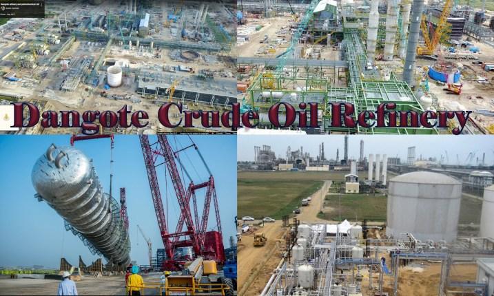 Dangote refinery recruitment portal