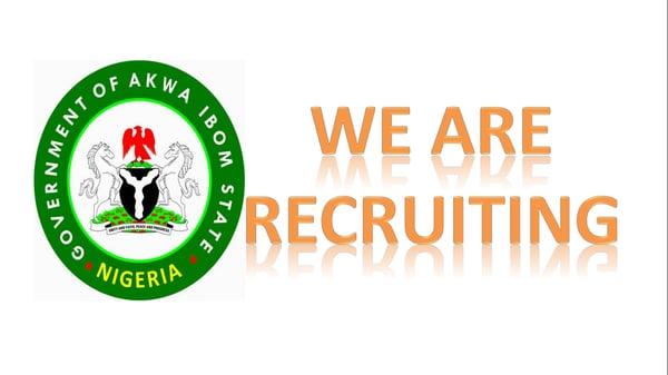 Akwa Ibom State Government Recruitment