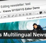 Knews-Multilingual-Newsletters