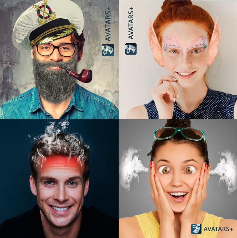 Как создать забавные аватарки