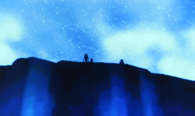 Resultado de imagen para La Gente Sombra del Valle del Infierno - Super Mario Galaxy