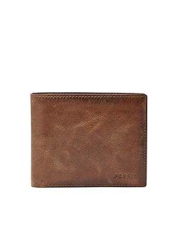 rfid blocking minimalist wallet for men
