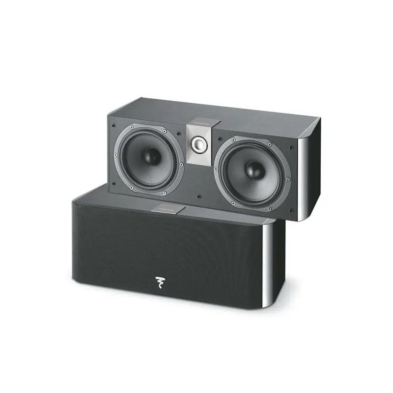 focal enceinte centrale chorus cc700 noire expo
