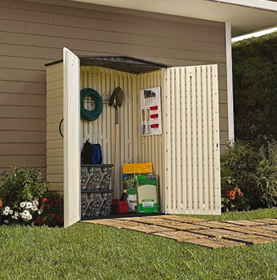 Rubbermaid Outdoor Storage Sheds