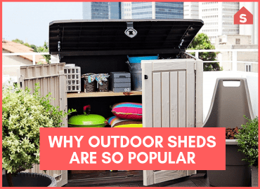 Why Outdoor Sheds Are So Popular Page Image