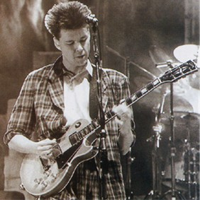 Big Country's Stuart Adamson