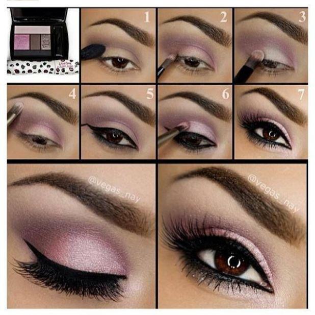 Makeup For Deep Set Eyes Brown Cartoonview