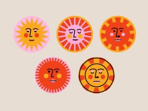 Sunny Faces