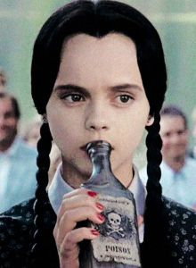 13 Times Wednesday Addams Spoke to Our