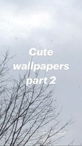 Cute wallpapers part 2