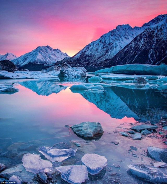 Top Instagram photographer reveals New Zealand's jaw-dropping beauty