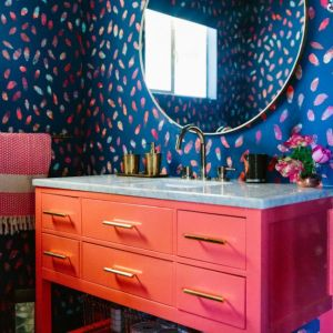 20 Times Color Was Done Right In Bathroo
