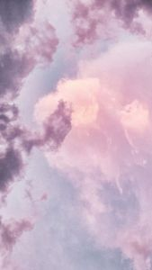 35 Aesthetic Cloud Wallpapers For iPhone