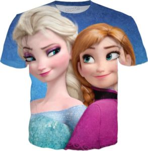 Anna And Elsa - Large / Ultra Pre