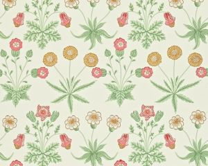 Morris & Co Daisy Willow/Pink - Wallpape