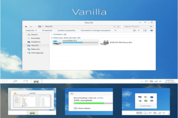 vanilla_theme_for_windows_10 by toppctech.com