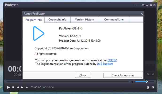 Potplayer Free Download for All Windows - Topper BD