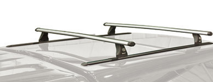 thule aeroblade roof rack topperking
