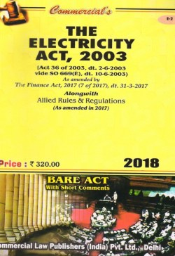 The Electricity Act, 2003