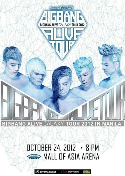Big Bang Alive Tour - Manila