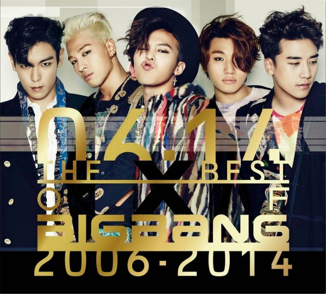 Best of Big Bang 2006-2014