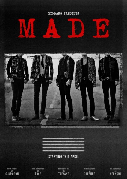 "BIGBANG ""Made"""