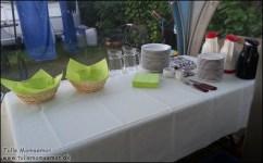Barnedåb buffet