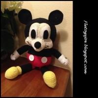 Mickey Mouse af Sophie G