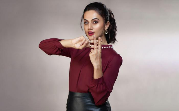 2020 Is Full Busy Year For Tapsee Pannu