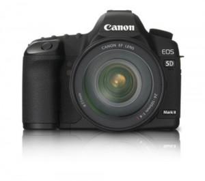 Canon EOS 5D Mark II 21.1MP Full Frame CMOS Digital SLR Camera with EF 24-105mm f4 L IS USM Lens (OLD MODEL)