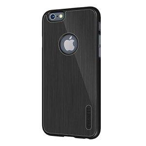 Genuine Cygnett UrbanShield Case for the 4.7 inch Apple iPhone 6 - Black Aluminium (CY1664CPURB)