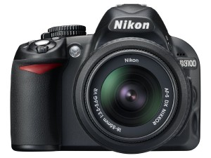 Nikon D3100 DSLR Camera with 18-55mm f3.5-5.6 Auto Focus-S Nikkor Zoom Lens (Discontinued by Manufacturer)