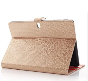 Noarks ® Diamond Pattern Premium PU Leather Stand Case Cover for Samsung GALAXY Note Pro P900 12.2 inch Tablet (Diamond