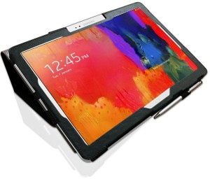 Samsung Galaxy NotePRO 12.2 (P9000 P9010) Custom Made Multi-Angle 'Pen' Case with Stand Function, Sleep Wake Sensor an