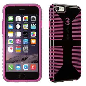 Speck Products CandyShell Grip Case for iPhone 6 - BlackBoysenberry