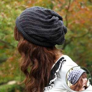 Top 10 best fashion crochet hats for women in 2016 reviews