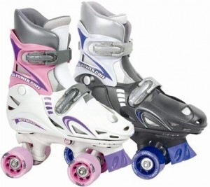 Chicago girls Adjustable Quad Skate