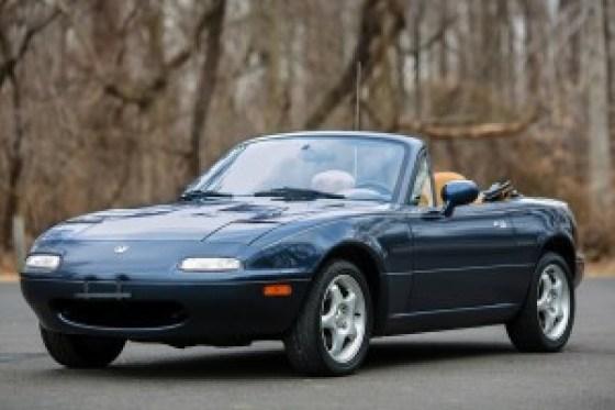 Top 10 Cheapest Used Cars Under $5000 In 2015-Mazda Miata Mazda Miata