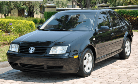 Top 10 Cheapest Used Cars Under $5000 In 2015- Volkswagen Jetta GLS TDI