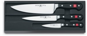 Wusth of Classic 3-Piece Knife Set