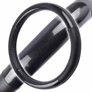5. Carbon fiber cover black vinyl