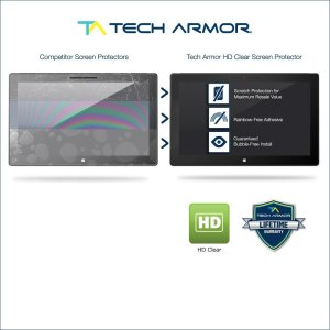 #9. Tech Armor Microsoft Surface Pro 3