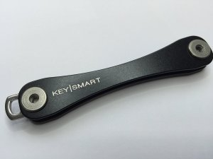 A KeySmart with a Compact Key Holder