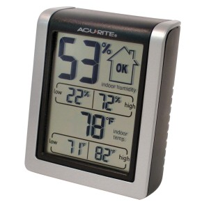 AcuRite 00613A1 Indoor Monitor