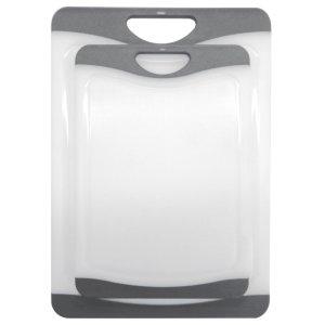 Cutting Board Set – 2 Dishwasher Safe Poly Pla